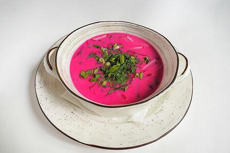 Суп Свекольник Литовский