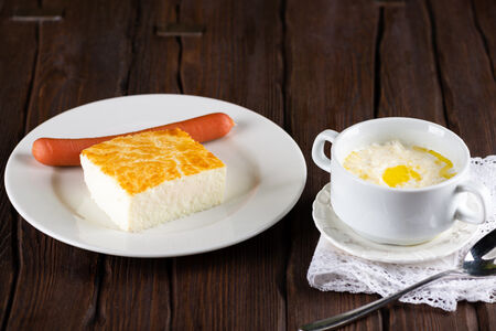Комбо-завтрак Три
