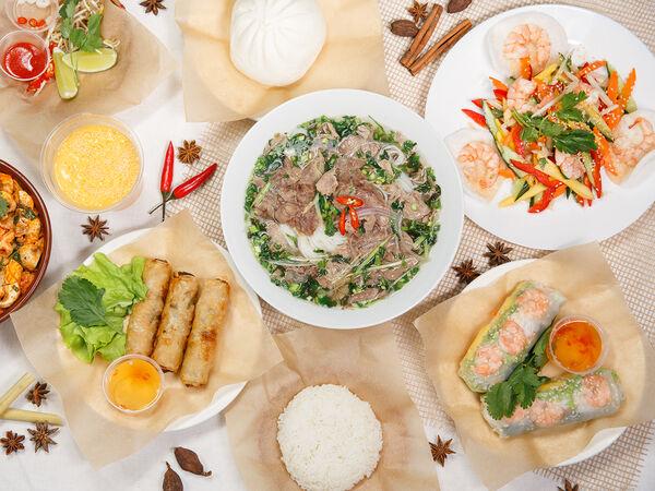 Вьетнамская кухня сyclo