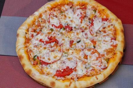 Пицца Максима с сырным бортом