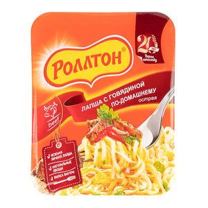 «Роллтон» говядина по-домашнему