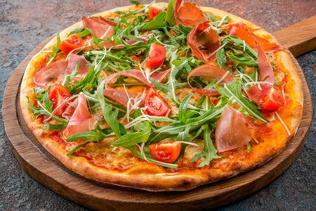 Пицца с Пармой