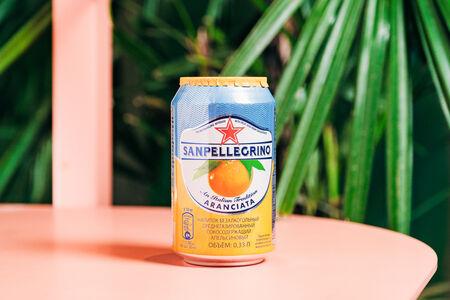 Лимонад San Pellegrino