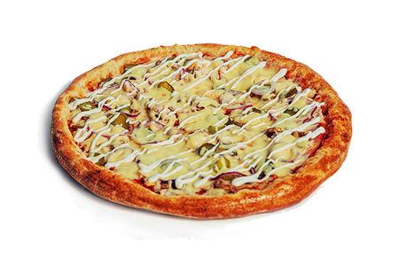 Пицца Мясо и грибы