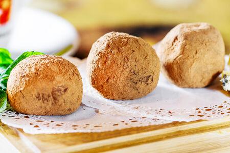 Итальянские шоколадные трюфели