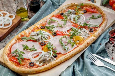 Пицца Прошутто и Фунги