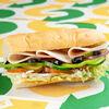 Фото к позиции меню Сэндвич Индейка