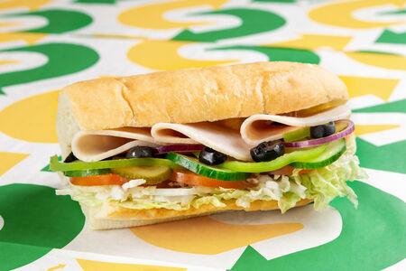Сэндвич Индейка