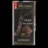 Фото к позиции меню Шоколад 72% какао горький, Villars