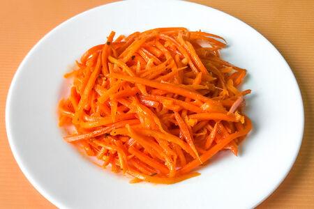 Салат Морковный острый