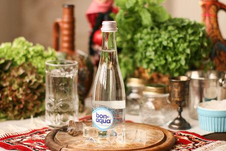 Вода без газа San Benedetto