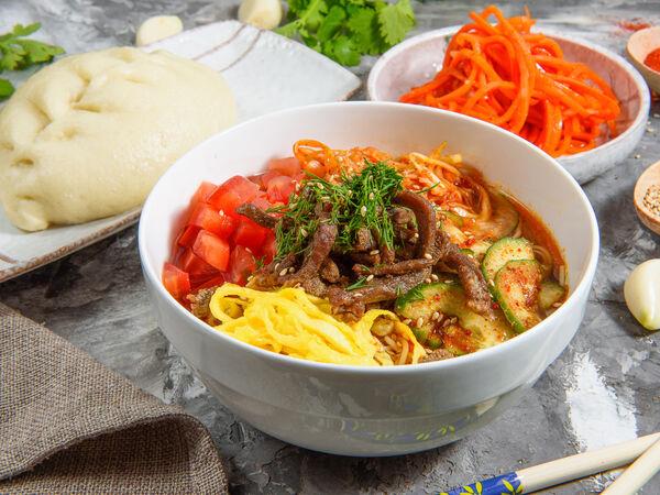 Samgepo korean food