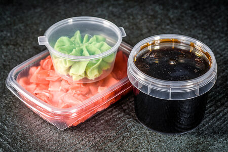 Набор для суши и роллов большой