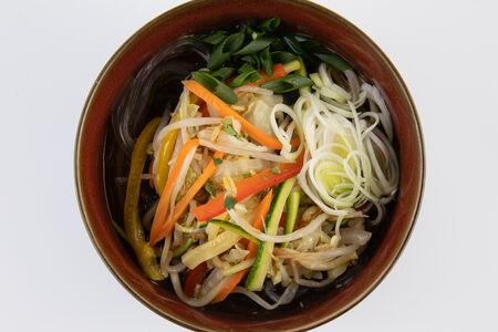 Суп овощной Харусамэ ясай