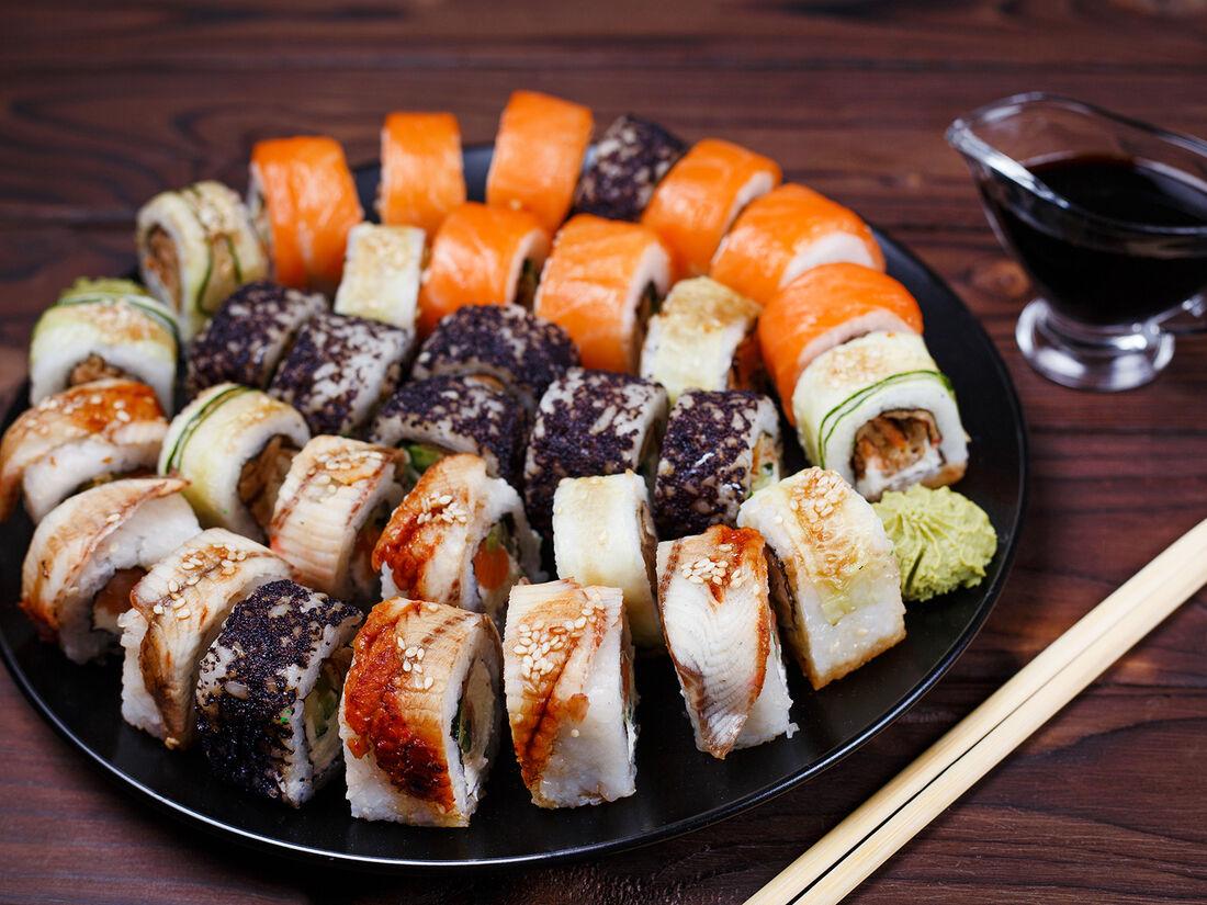 Sushi100