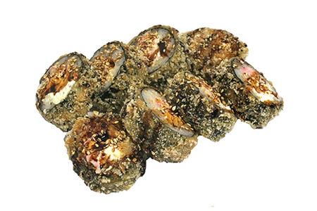 Роллы темпура Хокайдо с креветкой