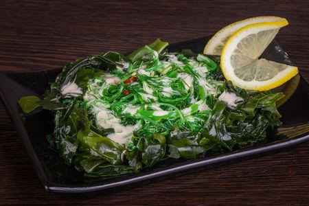 Салат с чукой