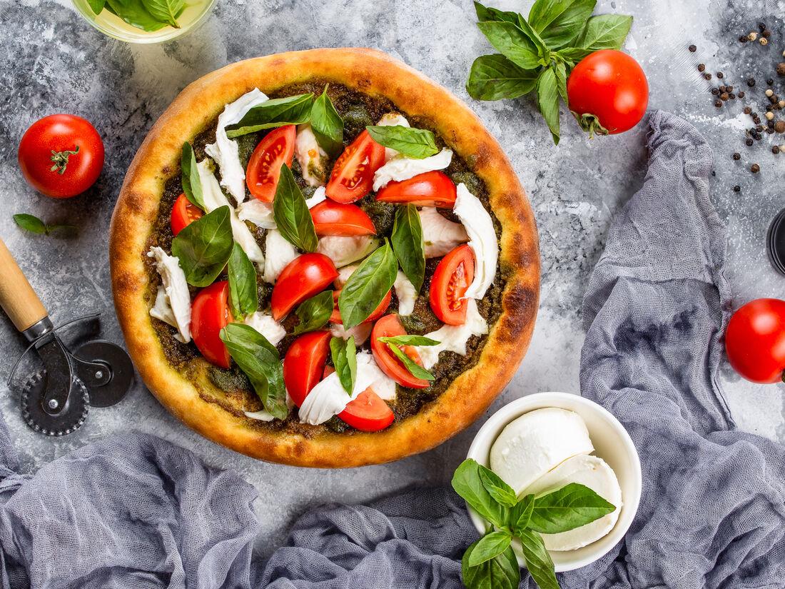Pizza da mamma