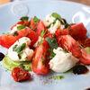 Фото к позиции меню Салат Моцарелла с томатами