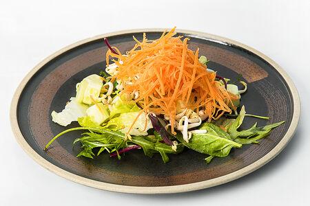 Салат Овощной по-азиатски