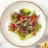 Фото к позиции меню Теплый салат со свининой