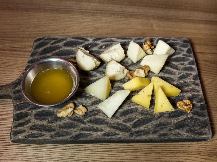Сет фермерских сыров