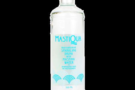 Вода газированная Mastiqua с мастикой