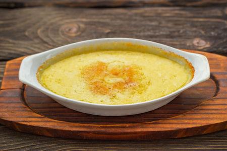 Сыр Сулугуни запеченный