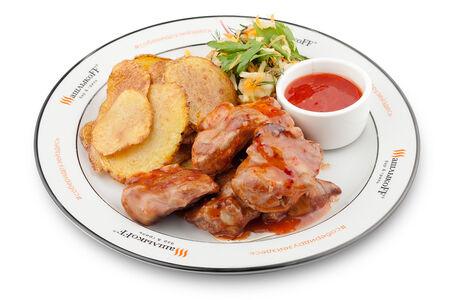 Шашлык из свинины Asia без гарнира