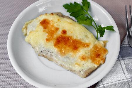 Филе куриное запеченное под сыром