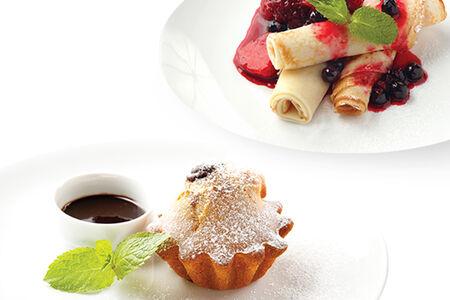 Десерт Шарлеруа