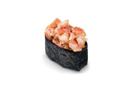 Спайс суши Коктейльная креветка