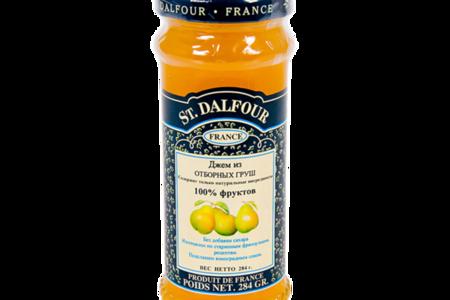 Джем St. Dalfour из отборных груш
