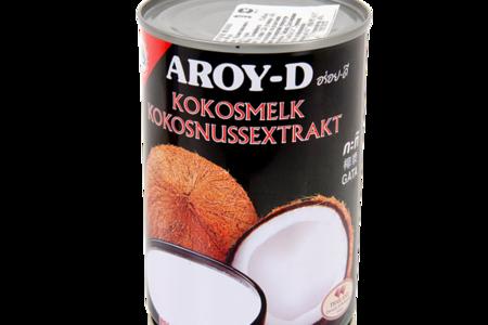 Молоко кокосовое, Aroy-D