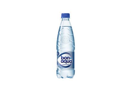 BonAqua сильно газированная