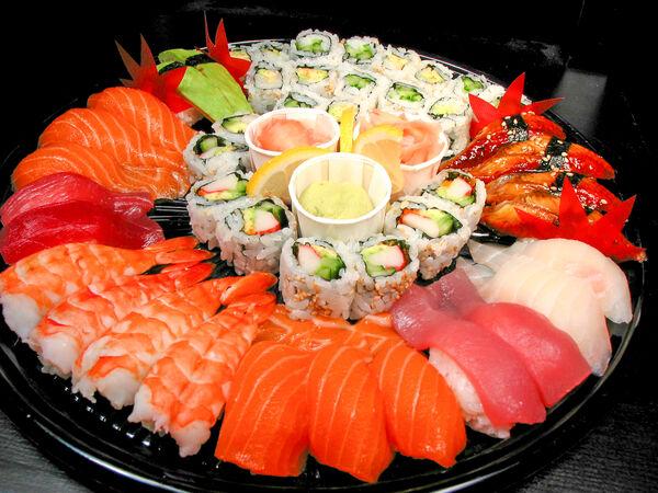 Лучше суши