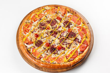 Пицца Очень татарская