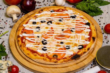 Пицца Лососевая