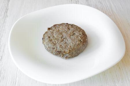 Бифштекс из мраморной говядины