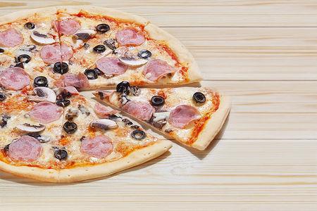 Итальянская пицца Портобелло