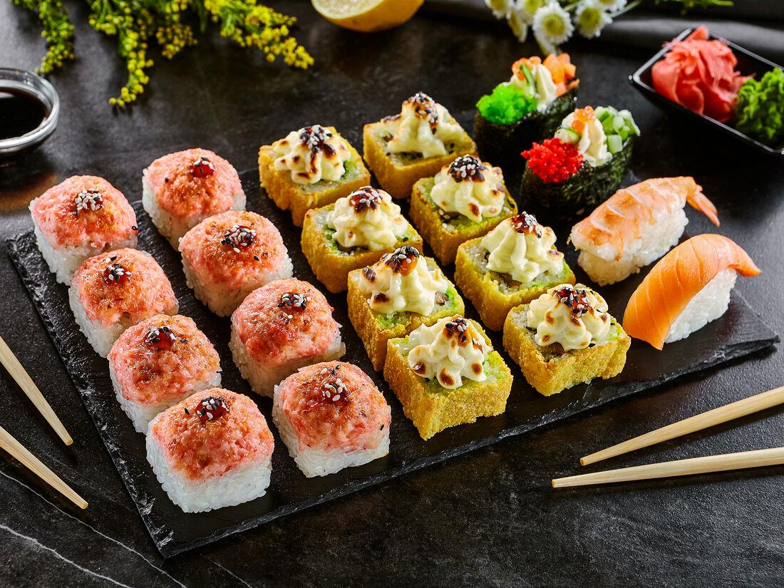 Кушай суши