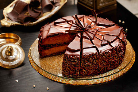 Торт Тройной Шоколад Премиум