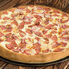 Фото к позиции меню Пицца с колбасой