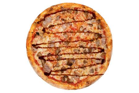 Пицца Бэйкон Барбекю