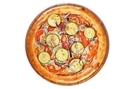 Пицца Истате на пышном тесте