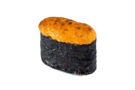 Суши Запеченный спайси лосось