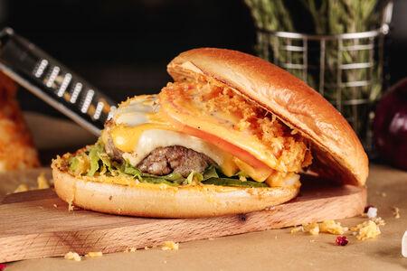Бургер Самый лучший чизбургер в жизни
