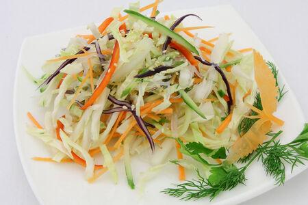 Салат Азиатский овощной