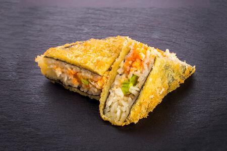 Ролл Хокайдо краб сэндвич