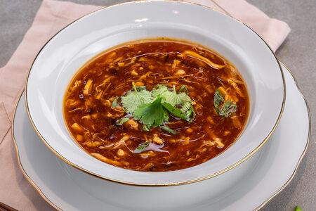 Кисло-острый суп по-пекински